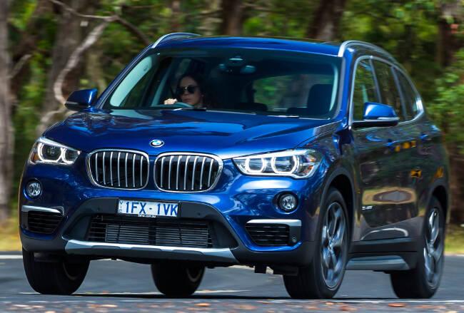 BMW X1 sDrive20i F48 - 4