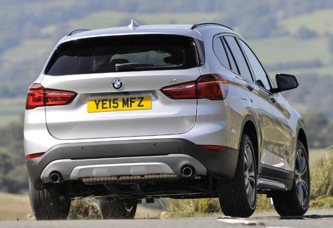 BMW X1 xDrive20d F48 - 4