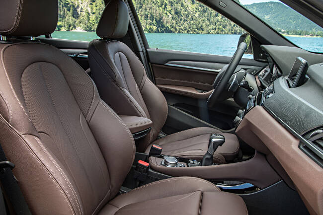 BMW X1 xDrive25d F48 - 10