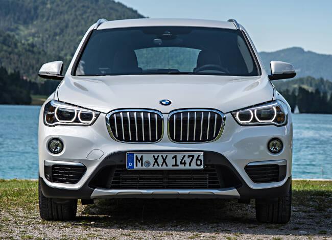 BMW X1 xDrive25d F48 - 5