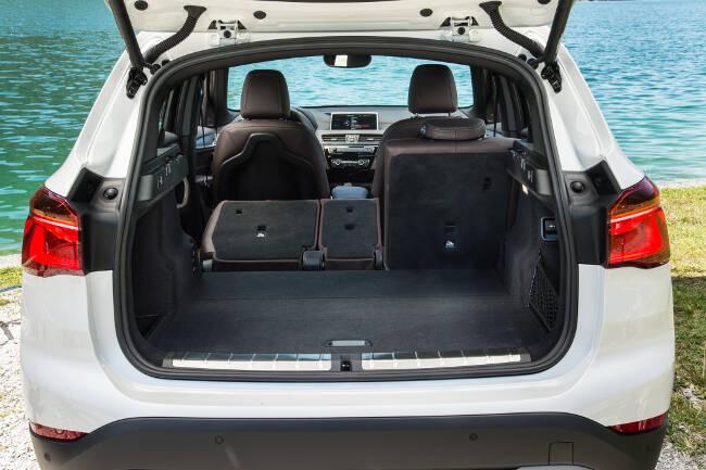BMW X1 xDrive25d F48 - 6