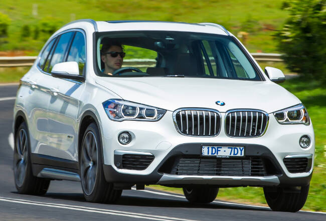 BMW X1 xDrive25i F48 - 11