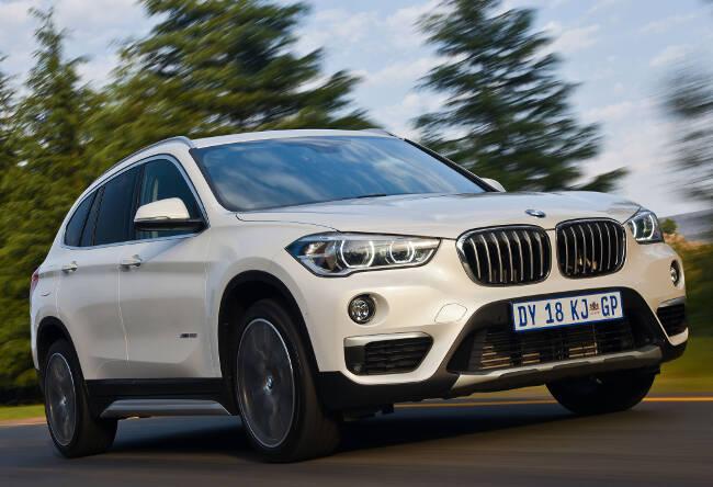 BMW X1 xDrive25i F48 - 5