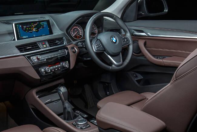 BMW X1 xDrive25i F48 - 7