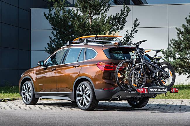 BMW X1 xLine F48 - 13