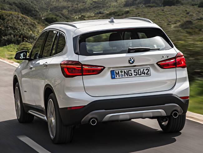 BMW X1 xLine F48 - 3