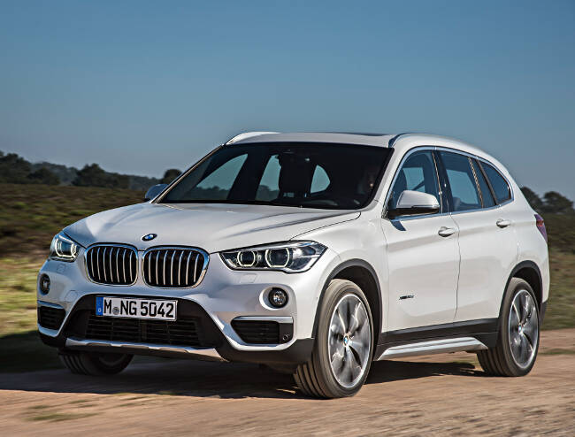 BMW X1 xLine F48 - 5