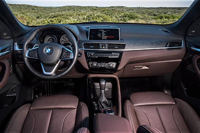 BMW X1 xLine F48 - 9