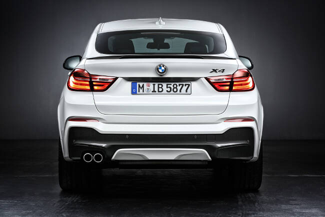 BMW X4 M Performance Accessories F26 - 2