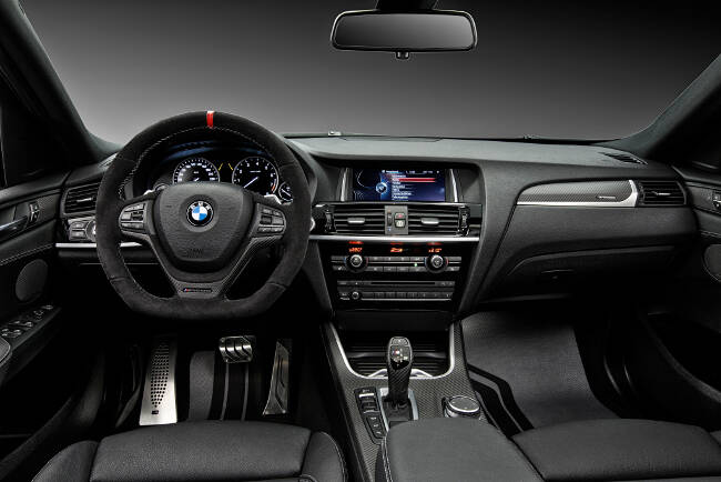 BMW X4 M Performance Accessories F26 - 4