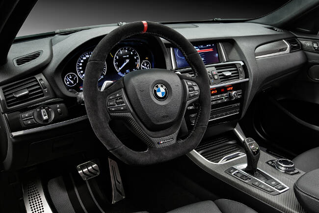 BMW X4 M Performance Accessories F26 - 6