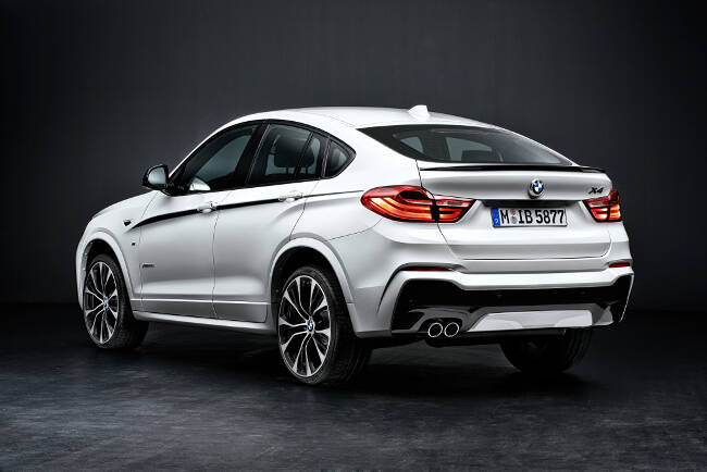 BMW X4 M Performance Accessories F26 - 7