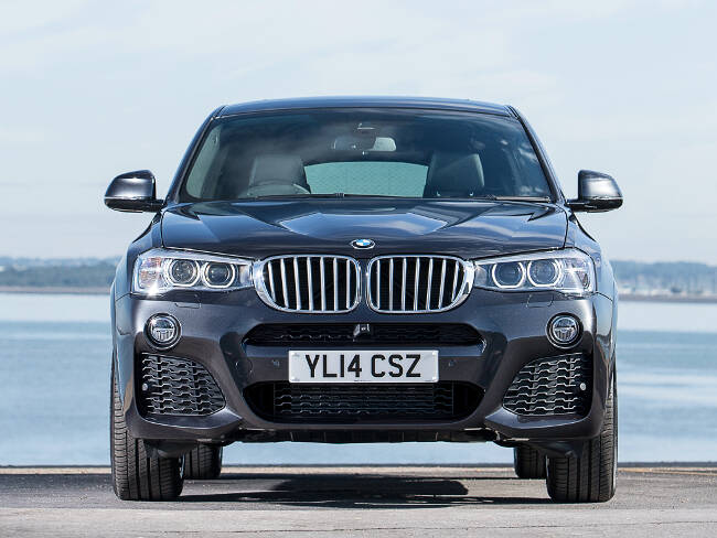 BMW X4 M Sport Package F26 - 1