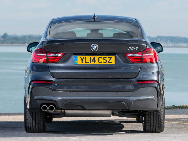 BMW X4 M Sport Package F26 - 10