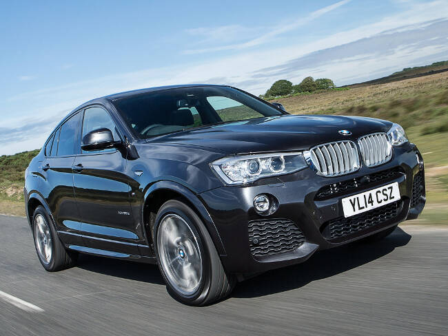 BMW X4 M Sport Package F26 - 11