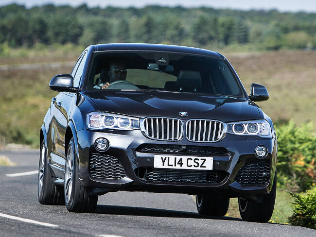 BMW X4 M Sport Package F26 - 12