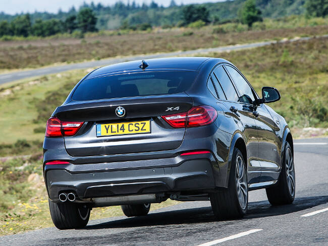 BMW X4 M Sport Package F26 - 2