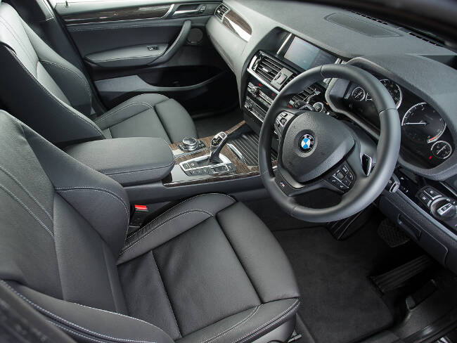 BMW X4 M Sport Package F26 - 3