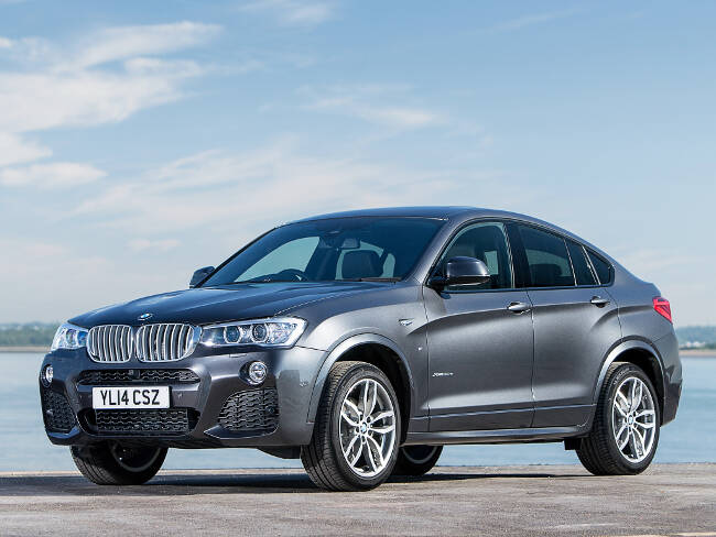 BMW X4 M Sport Package F26 - 6