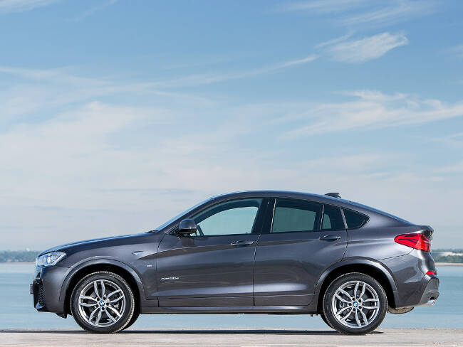 BMW X4 M Sport Package F26 - 7