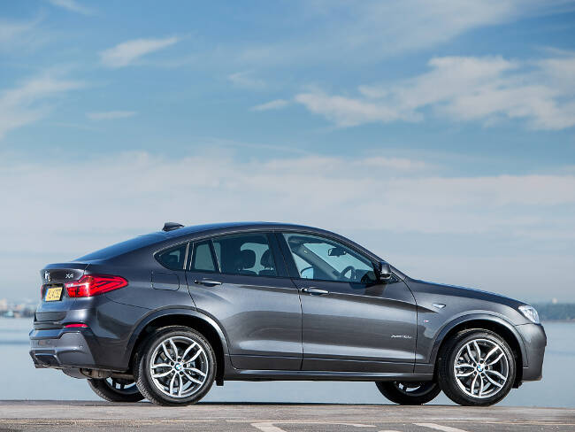 BMW X4 M Sport Package F26 - 8
