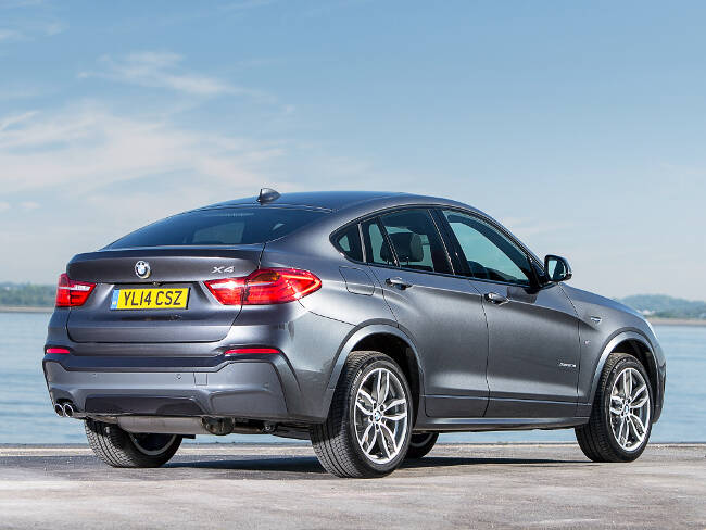 BMW X4 M Sport Package F26 - 9