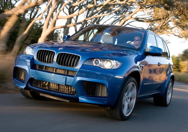BMW X5M E70 - 10