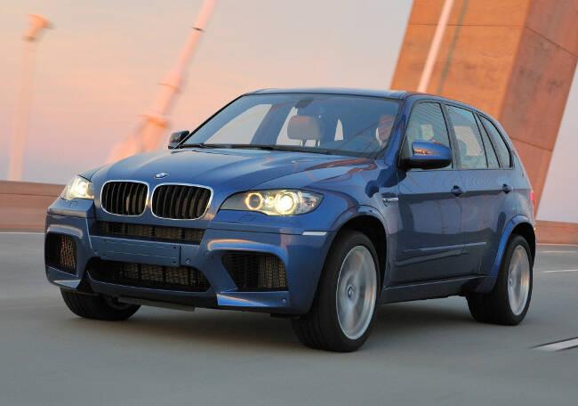 BMW X5M E70 - 14