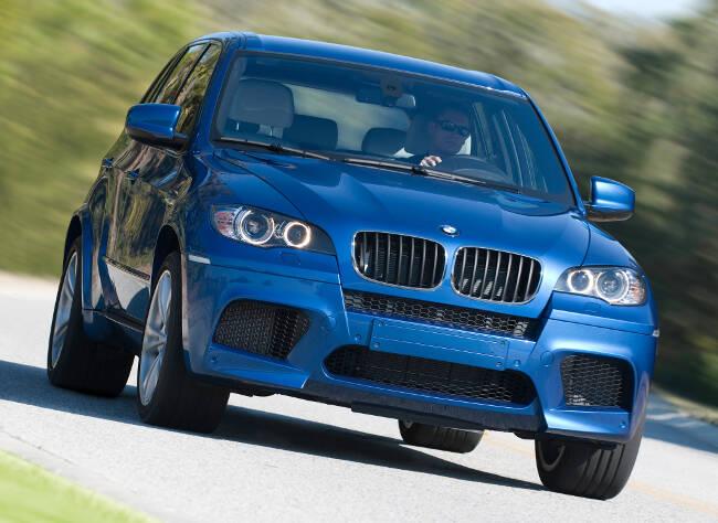 BMW X5M E70 - 17