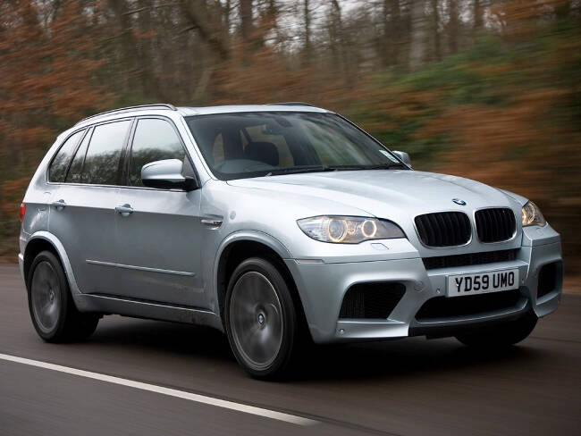 BMW X5M E70 - 18