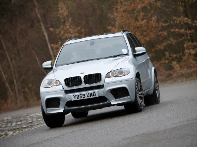 BMW X5M E70 - 19