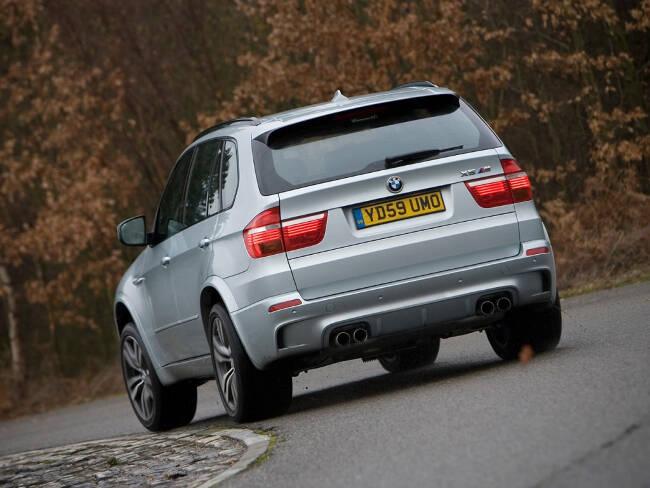 BMW X5M E70 - 20