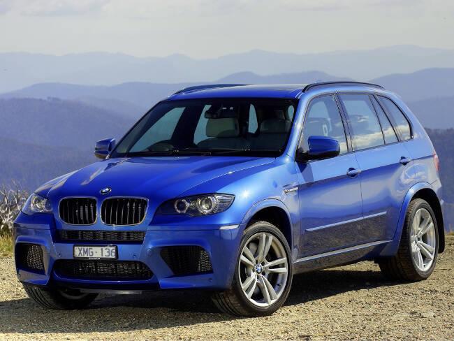 BMW X5M E70 - 3