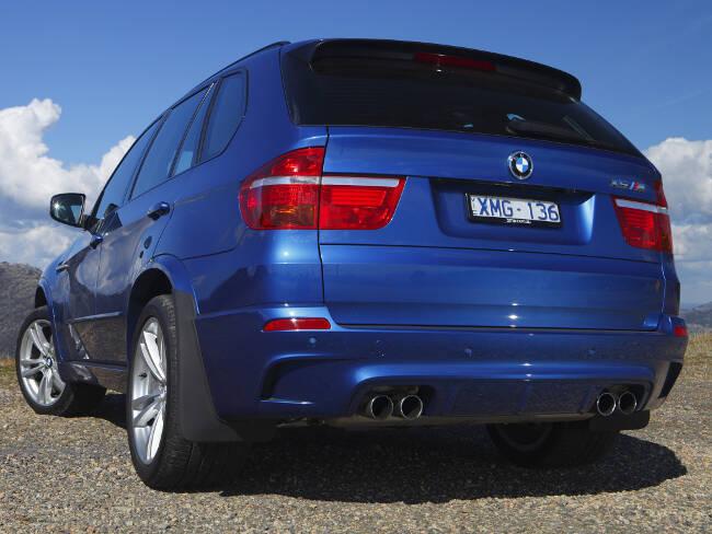 BMW X5M E70 - 4