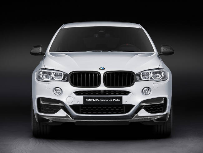 BMW X6 M Performance Accessories F16 - 5