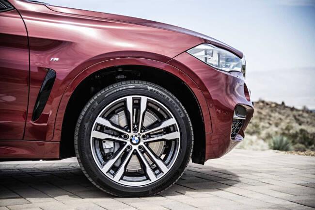 BMW X6 M50d F16 - 1