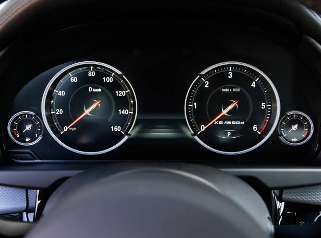 BMW X6 M50d F16 - 14