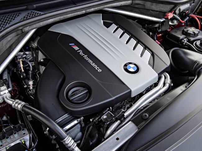 BMW X6 M50d F16 - 15