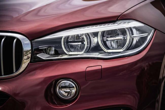 BMW X6 M50d F16 - 18
