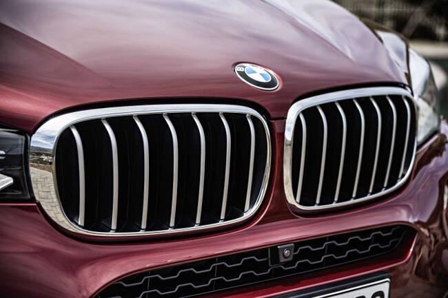 BMW X6 M50d F16 - 19