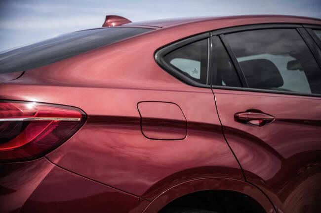 BMW X6 M50d F16 - 2