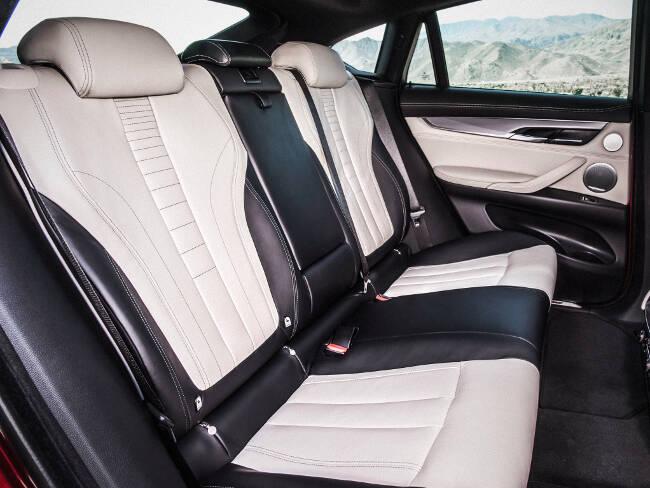 BMW X6 M50d F16 - 4