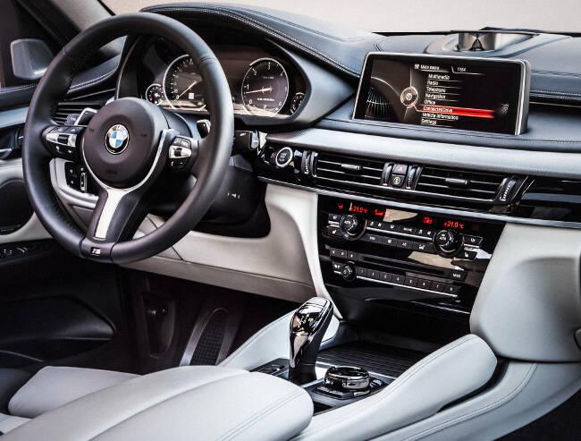 BMW X6 M50d F16 - 5