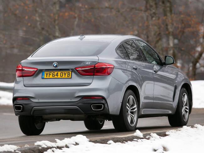 BMW X6 xDrive30d F16 - 5
