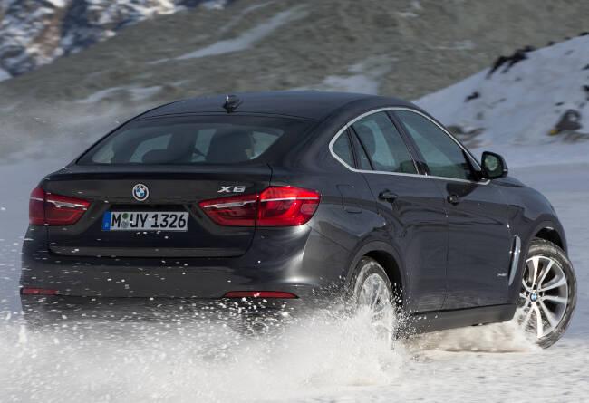 BMW X6 xDrive35i F16 - 1