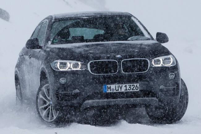 BMW X6 xDrive35i F16 - 4