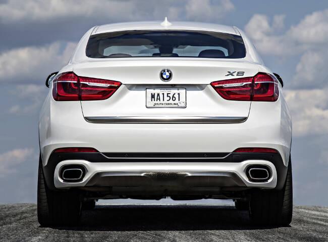 BMW X6 xDrive50i F16 - 10