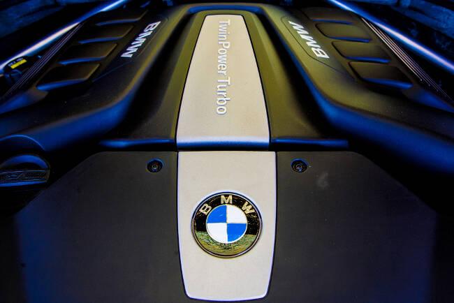 BMW X6 xDrive50i F16 - 4