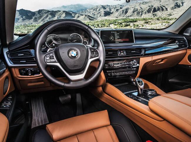 BMW X6 xDrive50i F16 - 7