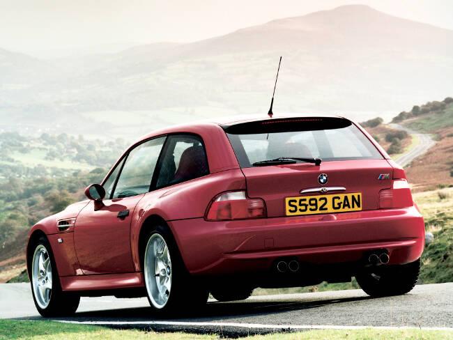 BMW Z3M Coupe - 11